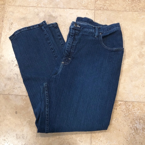 af067dce Lee Jeans | Riders Relaxed Five Pocket Straight Leg | Poshmark